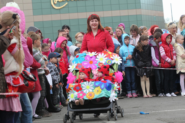Конкурс-парад детских колясок