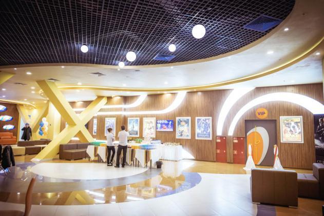 Открытие киноцентра «Limoнад»