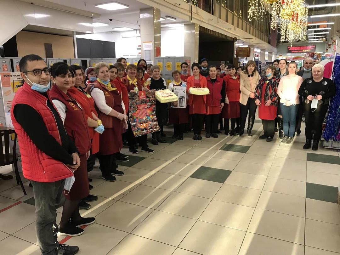 18 ноября 2020г. исполнилось 20 лет первому супермаркету Камчатки